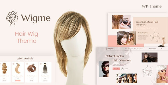 Wigme 1.0 – Hair Extension, Beauty Cosmetics Shop