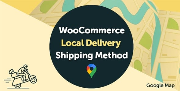 WooCommerce Local Delivery Shipping v3.0.1