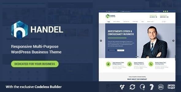 Handel 1.7.5 – Consulting WordPress