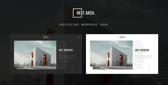 Next Arch 1.0 – Creative Architecture WordPress
