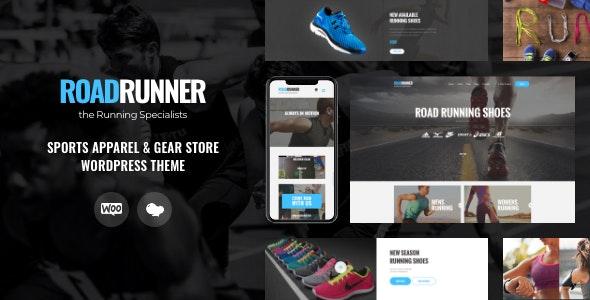 Run Gran 1.1.1 – Sports Apparel & Gear Store WordPress Theme