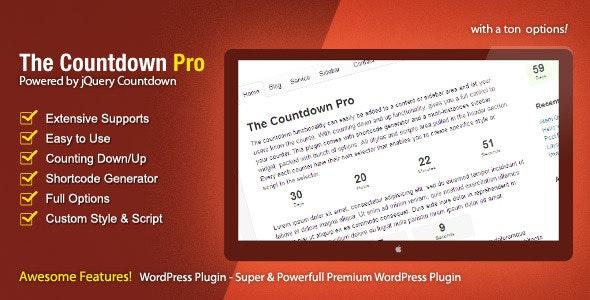 The Countdown Pro v2.1.2