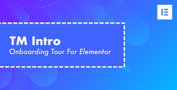 TM Intro 1.0 – User Onboarding Tour Addon For Elementor