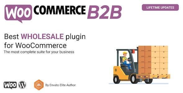 WooCommerce B2B v3.0.6